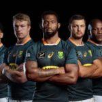 Springbok team for first test against B & I Lions