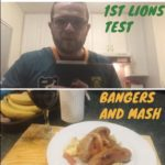 Bangers and Mash and first Lions Test insights