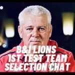 Springboks vs British and Irish Lions 1st test preview